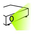 location appareils de vidéo music light animation
