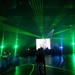 Laser spectrum 6 Watts