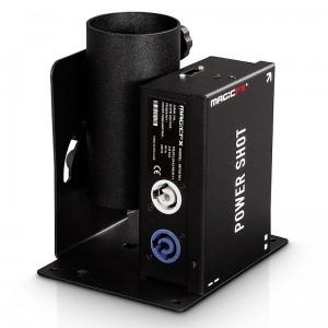 Canon à confettis électrique Power Shot MLA Dijon location effets spéciaux cote d'or