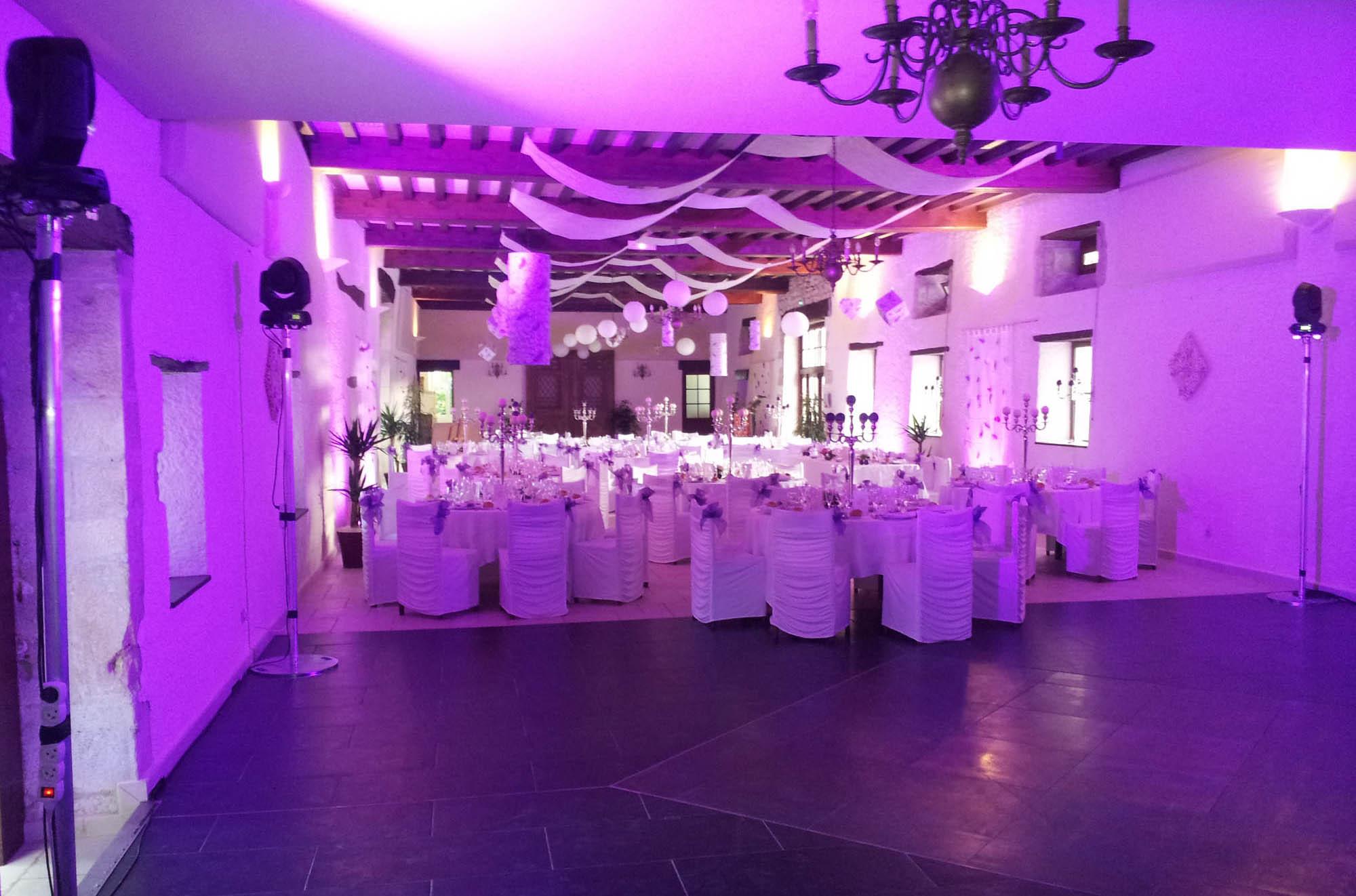 location materiel mariage dijon