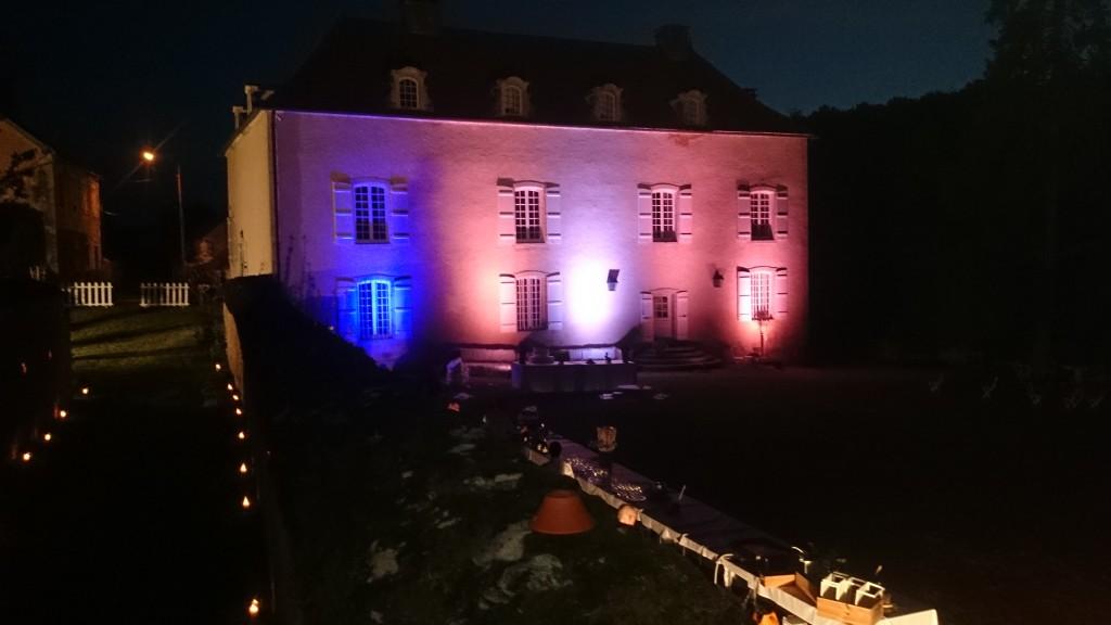 Eclairages LED Extérieur MLA DIJON