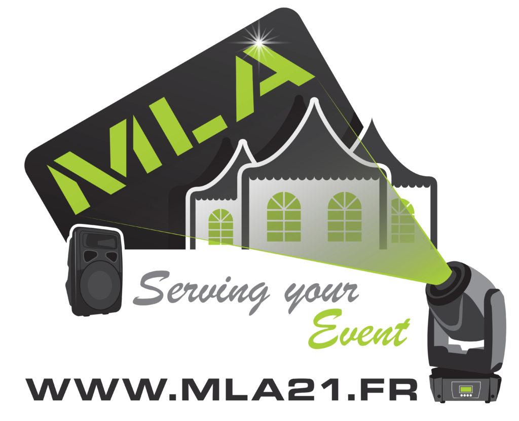 LOGO MLA + site internet